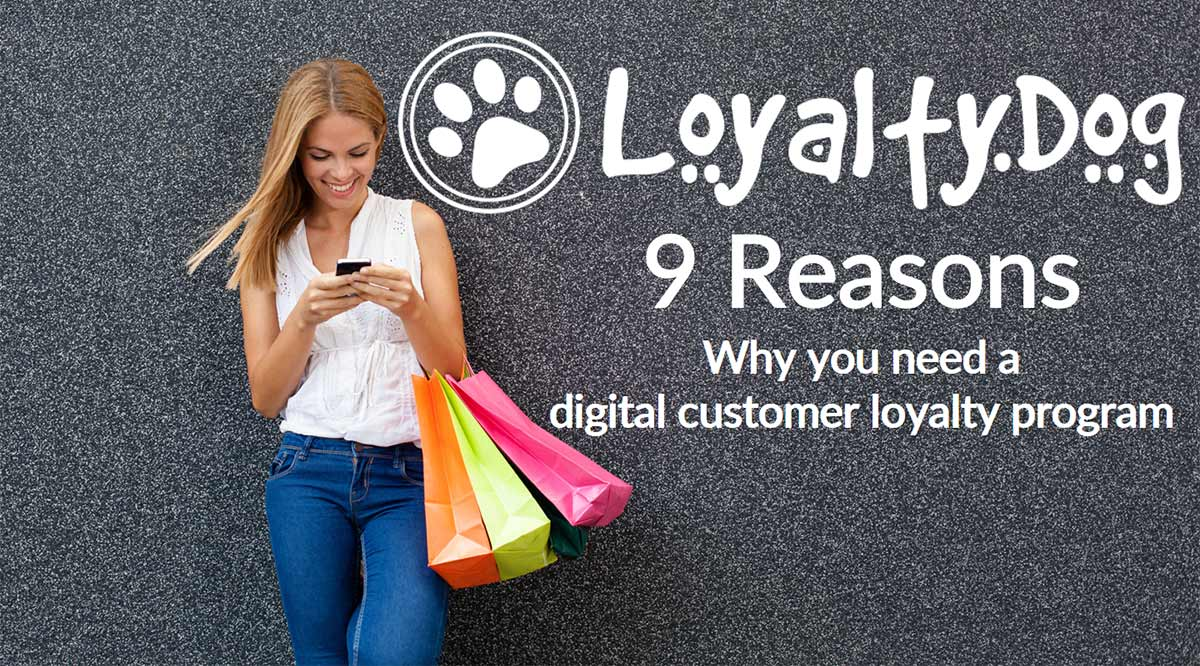 Loyalty Dog: Digital Mobile Loyalty Program