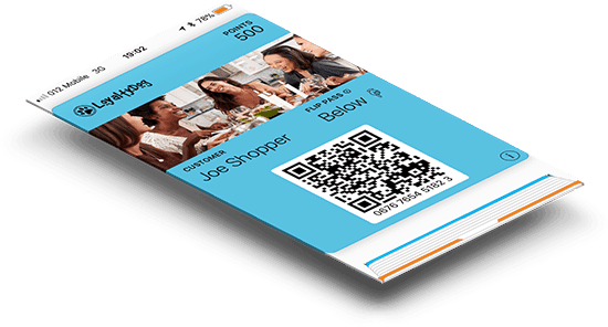 Example of a Digital Loyalty Pass